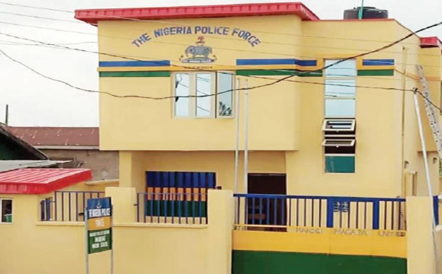 Ogun police station