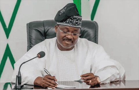 former Oyo State governor, Abiola Ajimobi