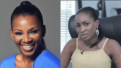 Genevieve accused of engaging in lesbian acts with Olamid Agunloye