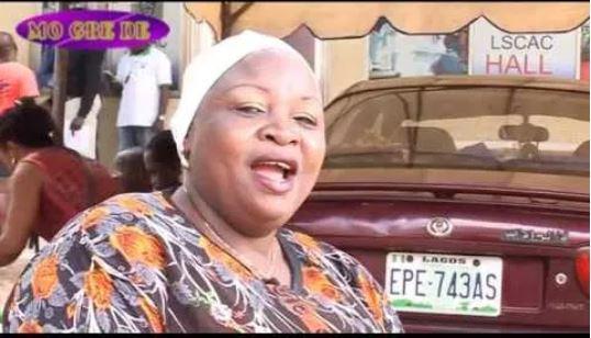 Oh No! Veteran Nollywood Actress, 'Madam Tinubu' Is Dead