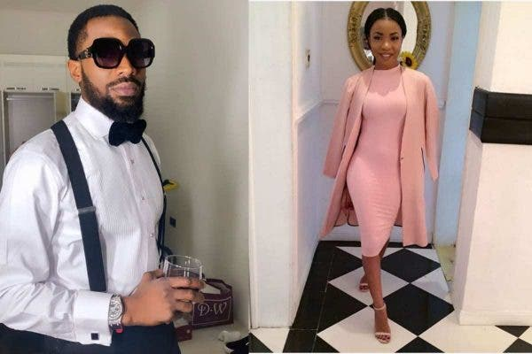 Mocheddah has slammed Dbanj while reacting to his rape allegation