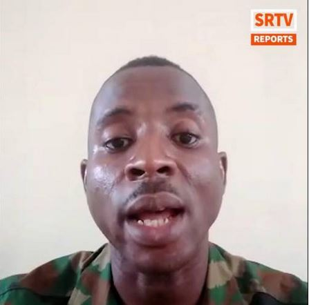 Lance Corporal Martins