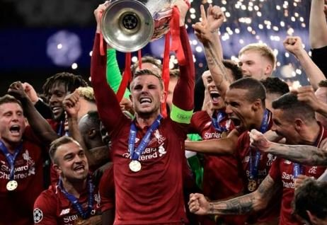 Liverpool have been crowned EPL champions