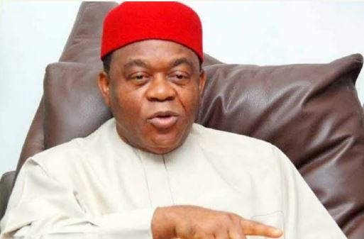 Theodore Orji accused of N48 billion fraud
