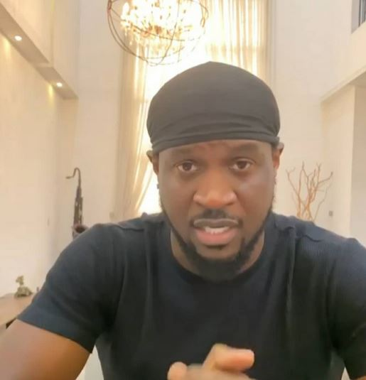 Peter Okoye Stuns Fans, Reveals That His Wife, Daughter And Himself Tested Positive For COVID-19 (Video)
