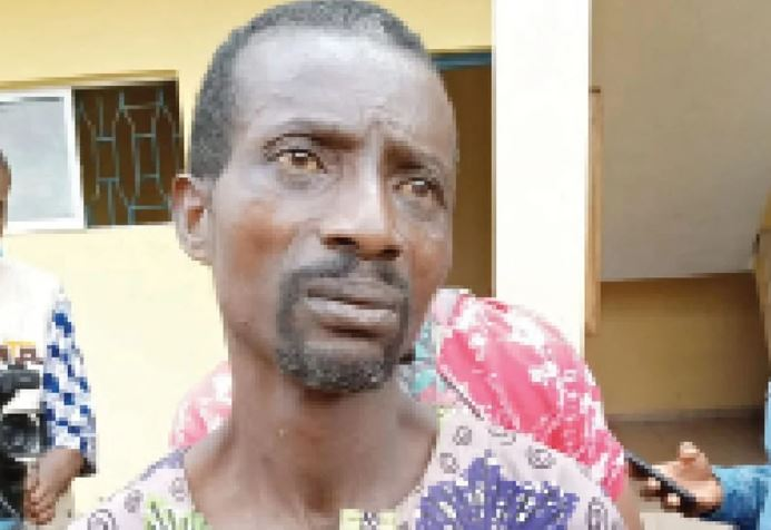 She Asked Me For S*x - Man Who Defiled His Own 13-Year-Old Daughter Makes Shocking Claim