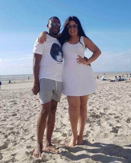 Actress, Monalisa Chinda Coker Shares Rare Photos Of Herself And Her Husband