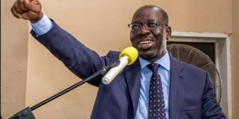 The Governor of Edo State, Godwin Obaseki