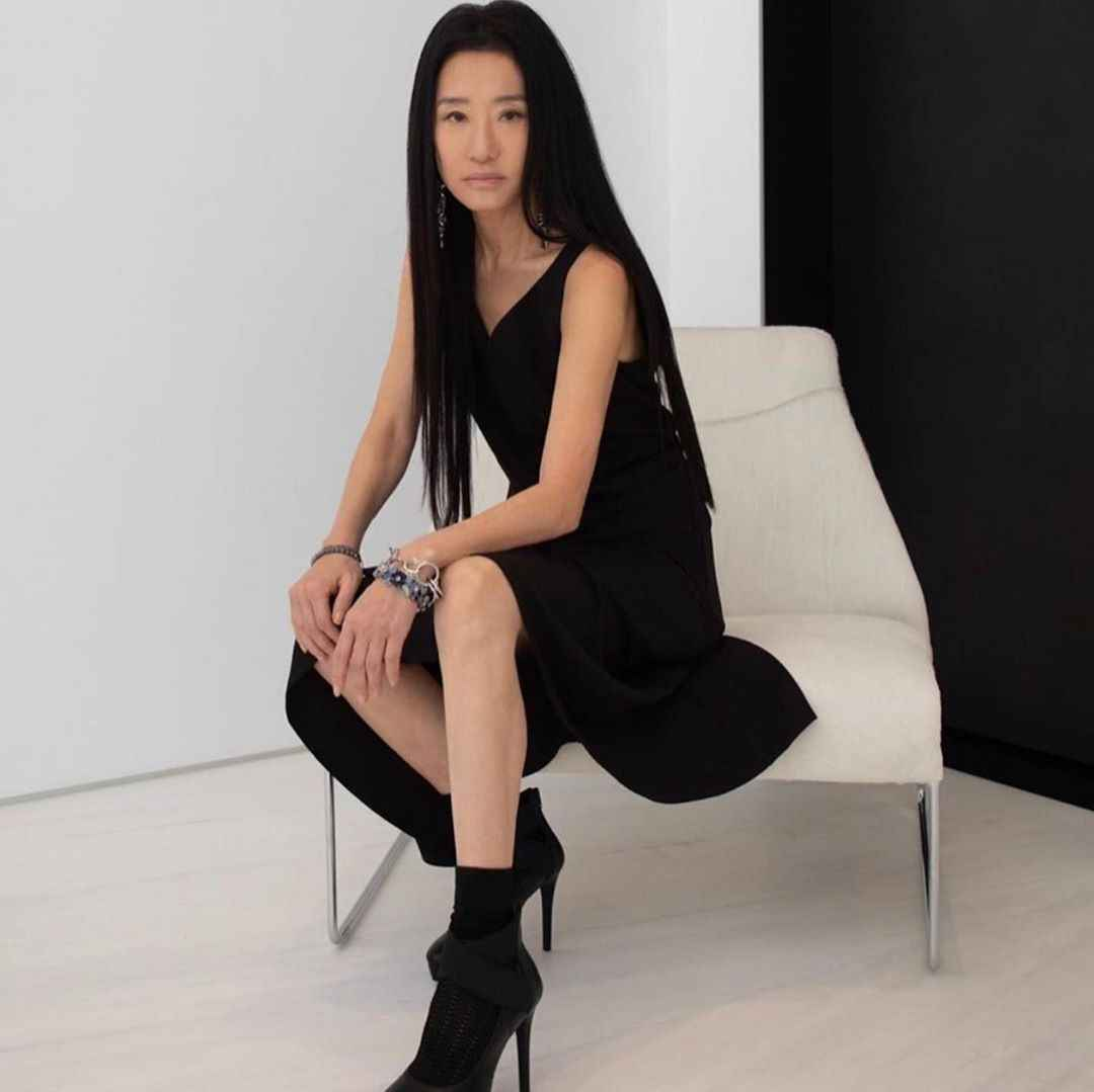 Photos Of 71 Year-Old American Fashion Designer, Vera Wang Who Looks Like A Teenager