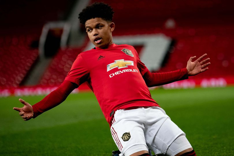 Image result for 16 year old Nigerian striker Shola Shoretire signs deal with Manchester United