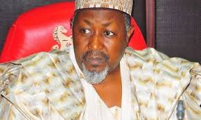 Jigawa State governor, Muhammadu Badaru Abubakar