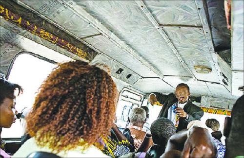 bus preachers