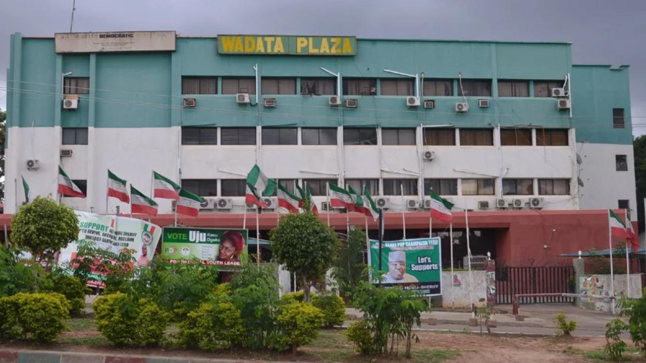 PDP National Secretariat