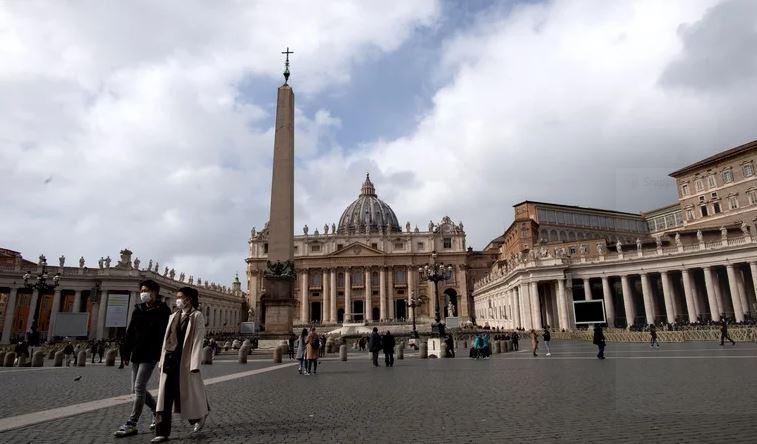 Vatican coronavirus