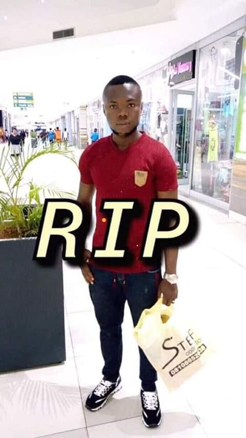 Late Chibuzor Chima Raymond
