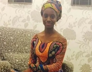 Emir of Kano'd Daughter, Khadija Sanusi