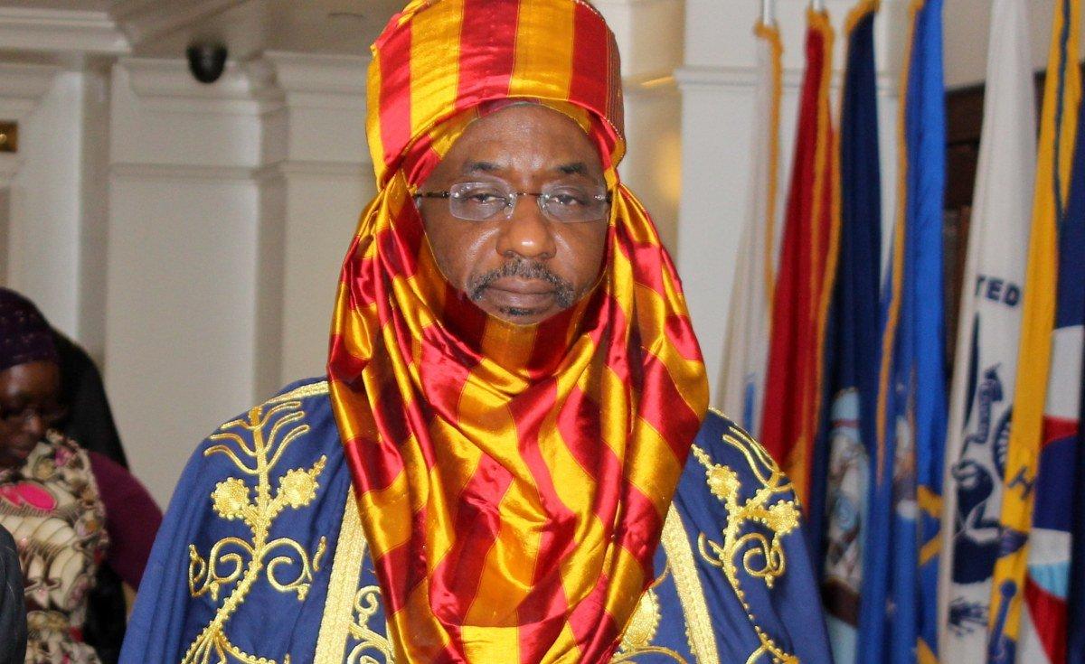 Ex-Emir of Kano, Muhammad Sanusi II