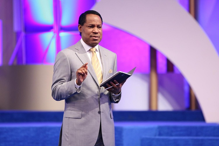 Founder and General Overseer of Believers' Love World (Christ Embassy), Pastor Chris Oyakhilome