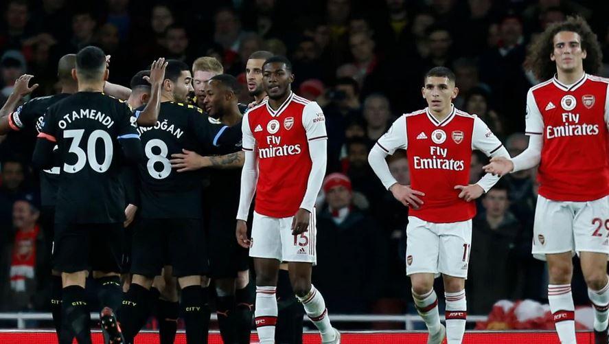 Man City vs Arsenal