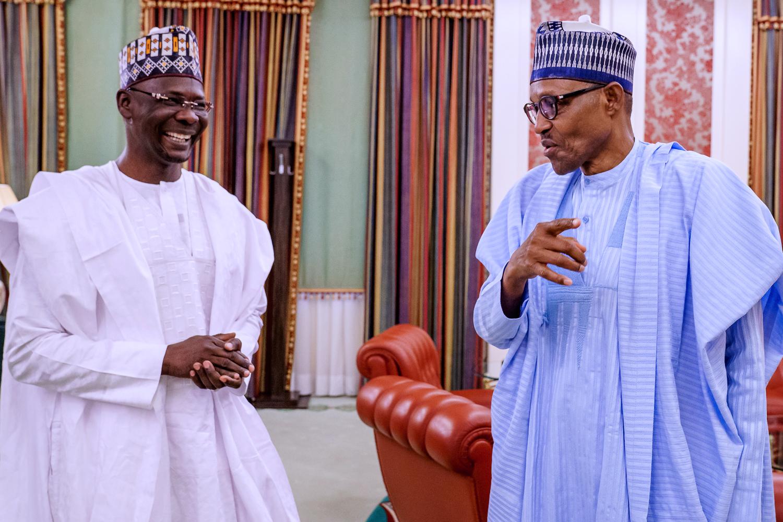Buhari and Sule