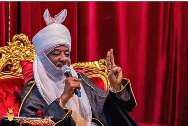 Deposed Emir of Kano, Muhammad Sanusi
