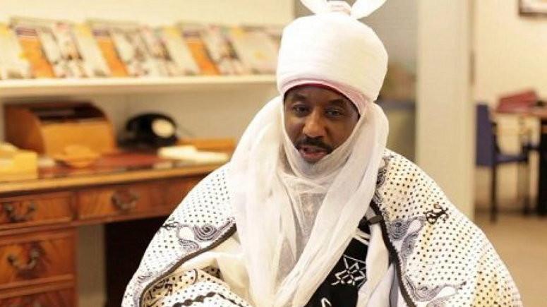 Dethroned Emir of Kano, Muhammad Sanusi II