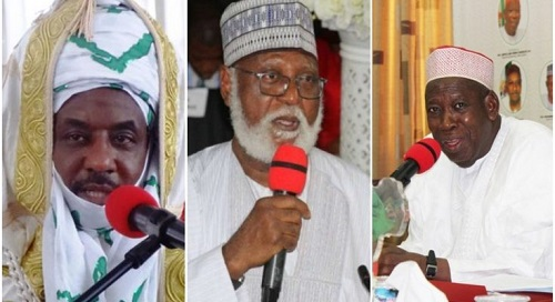 Abdulsalami Abubakar has reacted to the removal of Sanusi as Emir of Kano
