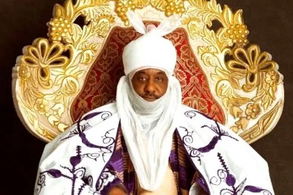 Deposed Emir of Kano, Muhammad Sanusi II