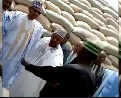 Buhari in Kebbi