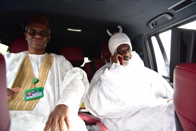 El-Rufai and Sanusi