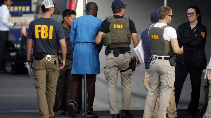 13 yahooboys arrested by FBI