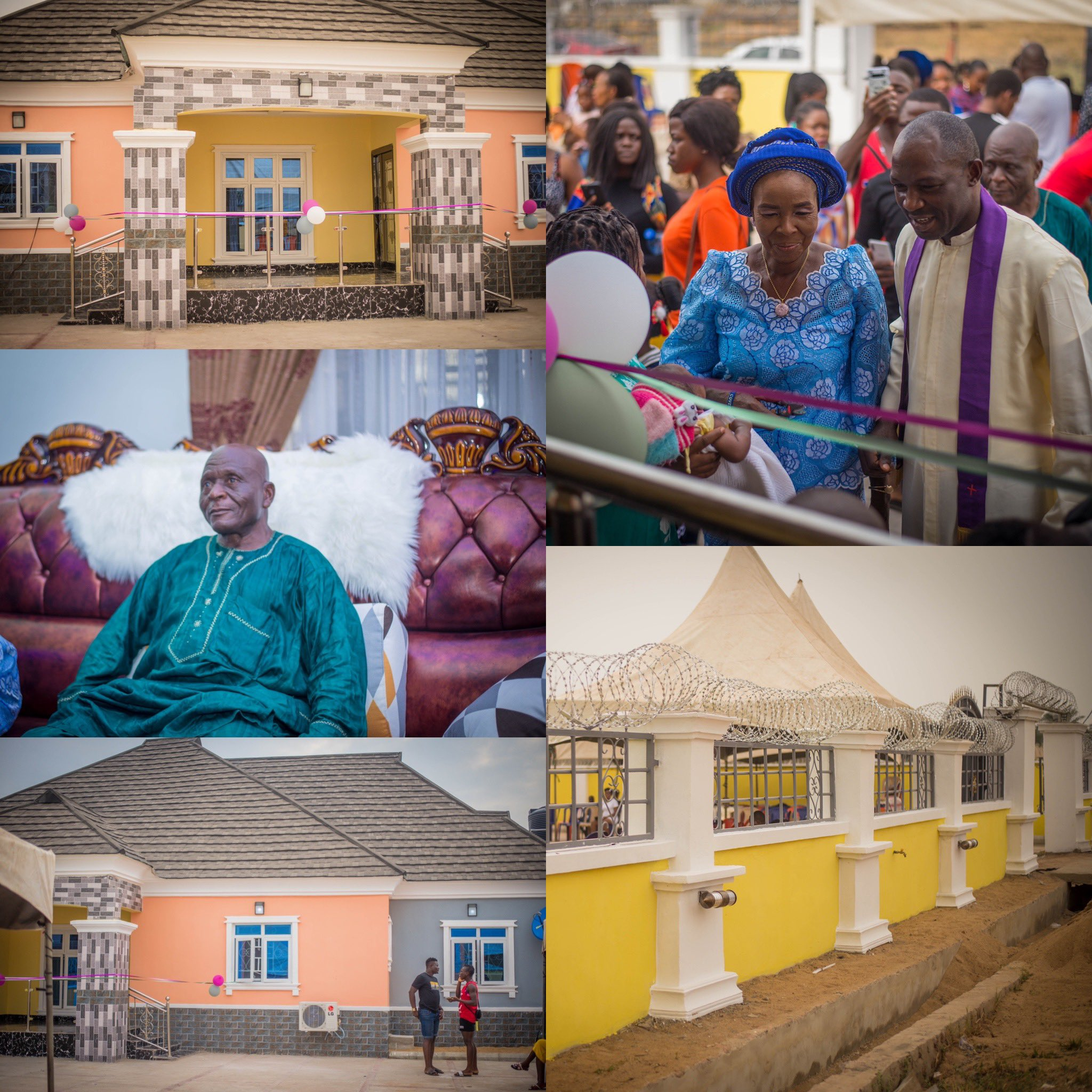 Francisca Ordega builds house for her mother