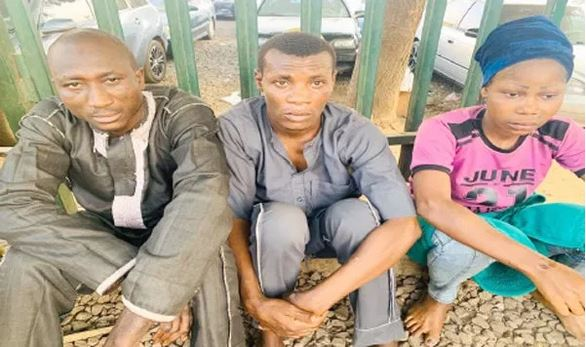 Libya suspects