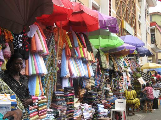 balogun market