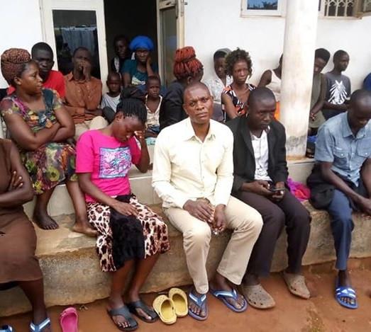 Ugandan pastor