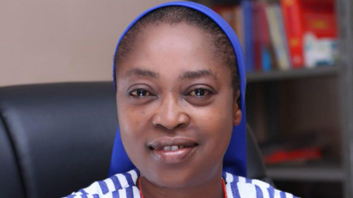 Reverend Sister Henrietta Alokha