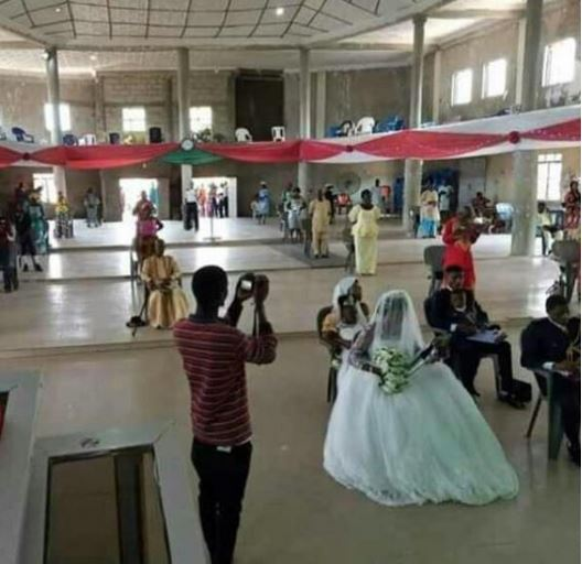 Benue wedding