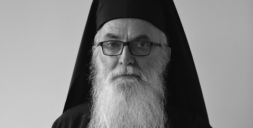 Bishop Milutin Knezevic