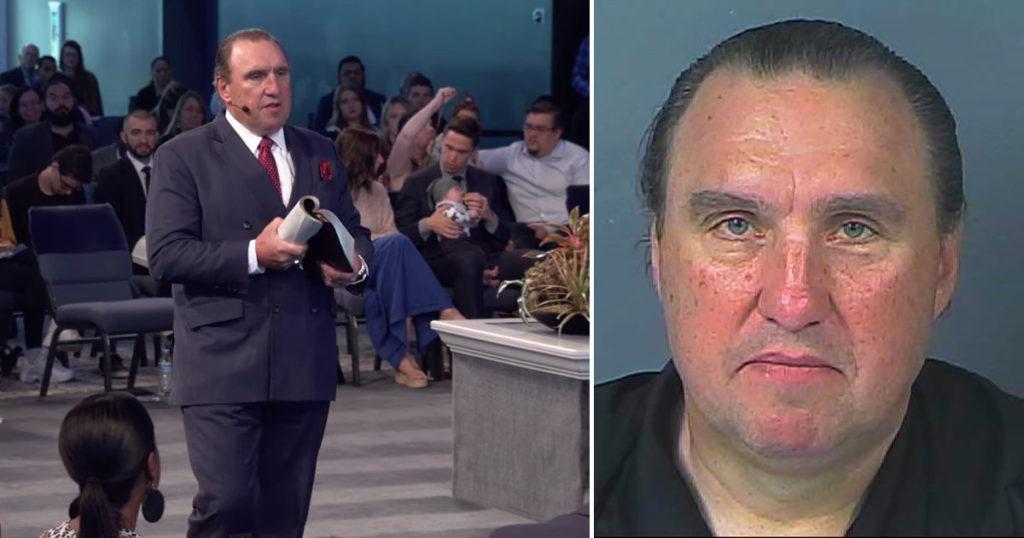 Florida Pastor, Pastor Rodney Howard-Browne arrested by the police