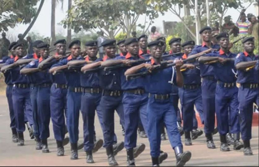 NSCDC official