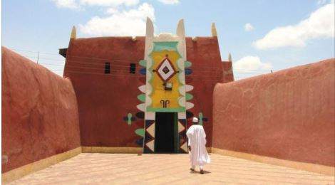 Emir's palace sealed off