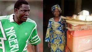 mother of late Super Eagles striker, Rashidi Yekini, Alhaja Sikiratu