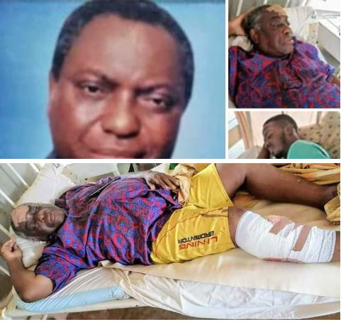 Herdsmen attack a pastor and his family