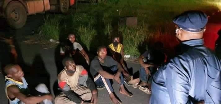 Wike arrests men hidden inside trailer trying to enter the state