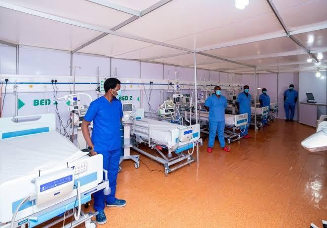 Enugu COVID-19 patient
