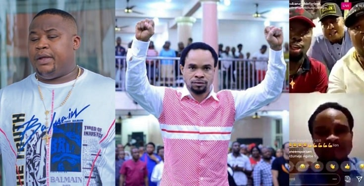 Cubana chief has showed love to controversial prophet Odumeje