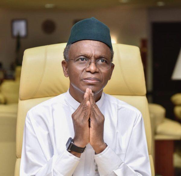Governor of Kaduna State, Nasir El-Rufai