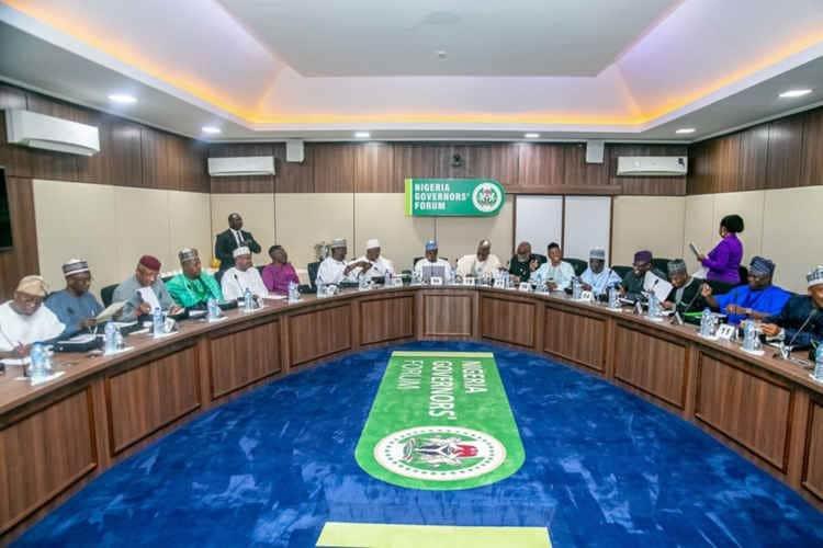 Governors of Nigeria