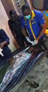 Paul Omaji was killed by a hit-and-run driver in Lagos