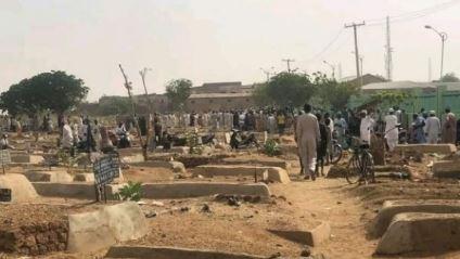 Kano cemetery